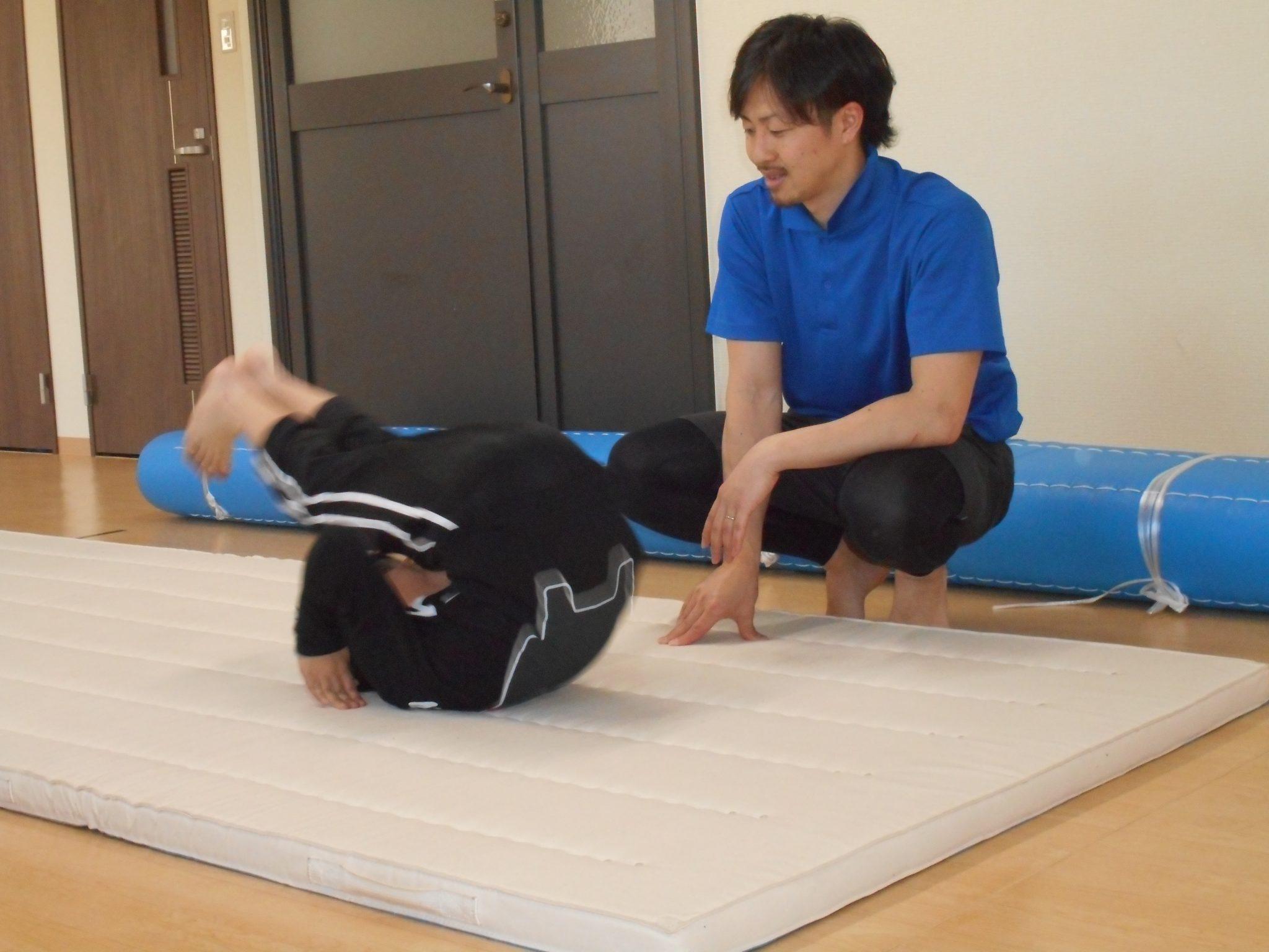 コーディネーショントレーニングの紹介